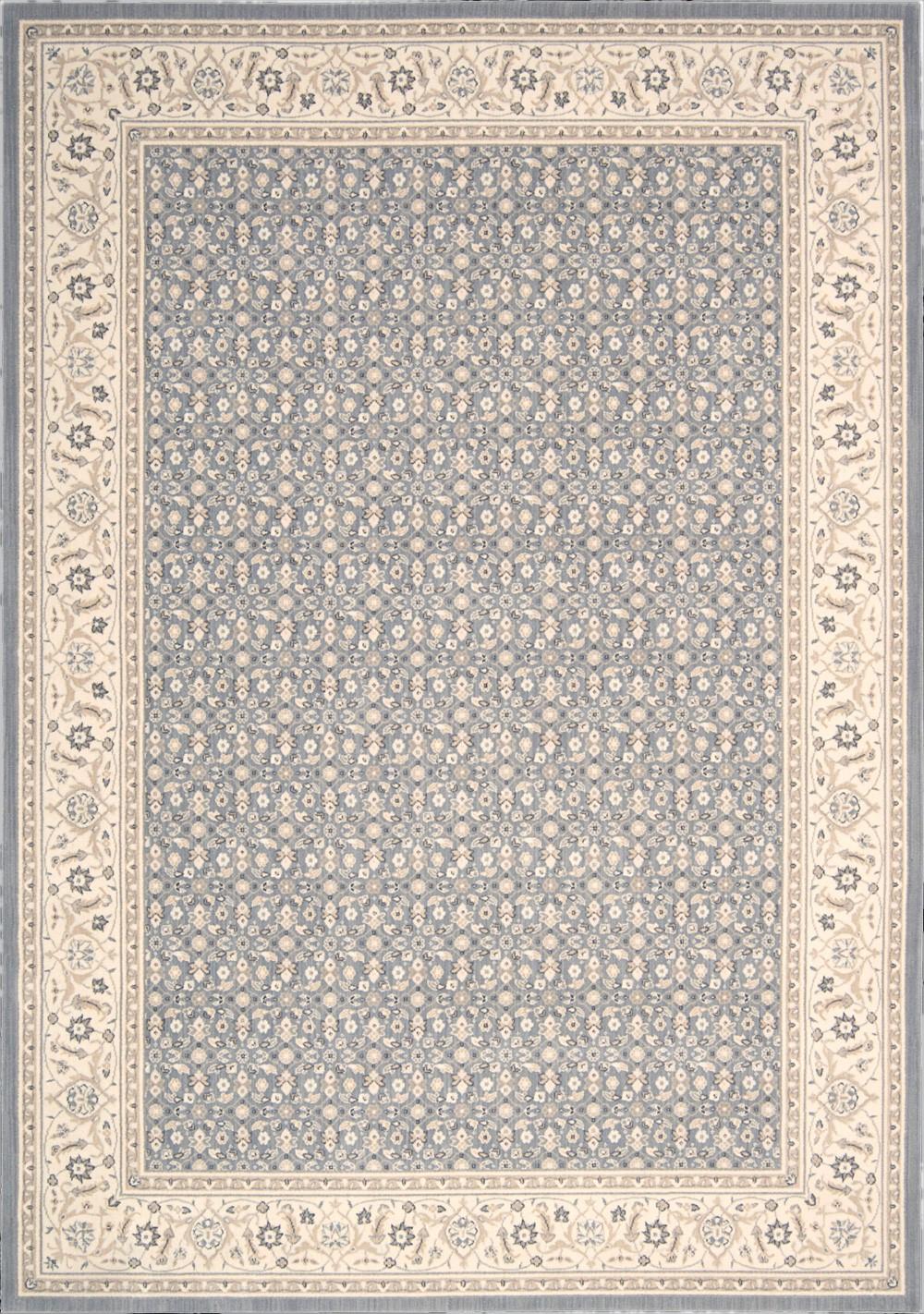 Nourison Persian Empire Pe26 Sil Silver Area Rug Rugs A