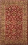 Trans-Ocean Liora Manne Petra 9054/24 Agra Red Closeout Area Rug