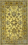 Trans-Ocean Liora Manne Petra 9054/09 Agra Yellow Closeout Area Rug