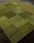 Jaipur Provenance - Sumak PK01 Burnt Olive/Burnt Olive Closeout Area Rug - Fall 2013