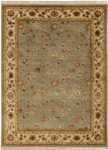 Jaipur Palatine PL01 April Ice Blue/Light Gold Closeout Area Rug