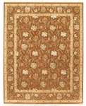 Jaipur Palatine PL08 Lilly Tobacco/Tobacco Closeout Area Rug
