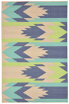 Trans-Ocean Playa 1351/33 Sante Fe Cool Closeout Area Rug
