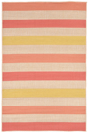 Trans-Ocean Playa 1352/74 Stripe Warm Area Rug