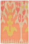 Trans-Ocean Playa 1359/74 Ikat Warm Area Rug