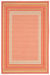 Trans-Ocean Playa 1362/74 Tile Warm Area Rug