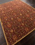 Jaipur Poeme PM02 Calais Deep Ruby Closeout Area Rug