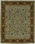 Jaipur Poeme PM07 Normandy Sea Blue/Tobacco Closeout Area Rug