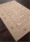 Jaipur Poeme PM103 Abralin Simply Taupe & Pussywillow Gray Area Rug
