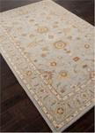 Jaipur Poeme PM104 Abralin Glacier Gray & White Sand Area Rug