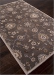 Jaipur Poeme PM105 Nantes Seal Brown & Thyme Area Rug