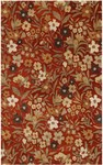 Jaipur Poeme PM34 Toulouse Red Oxide/Red Oxide Closeout Area Rug