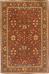 Jaipur Poeme PM35 Bordeaux Terracotta/Terracotta Closeout Area Rug