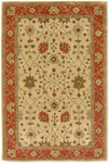 Jaipur Poeme PM36 Bordeaux Soft Gold/Red Orange Closeout Area Rug