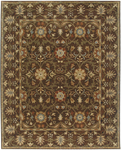 Jaipur Poeme PM37 Rennes Cocoa Brown/Cocoa Brown Closeout Area Rug