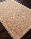 Jaipur Poeme PM92 Dijon Tan/Tan Closeout Area Rug - Fall 2013