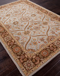 Jaipur Poeme PM93 Anjou Ice Blue/Tobacco Closeout Area Rug - Spring 2014