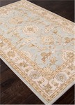 Jaipur Poeme PM99 Summit China Blue & Slate Area Rug
