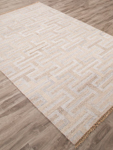 Jaipur Prescot PRC02 Holmes Silver Gray & Simply Taupe Area Rug
