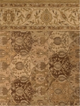 Nourison Grand Parterre Collection - PT04 GOLD - Nourison offers an extraordinary selection of premium broadloom, roll runners, and custom rugs.