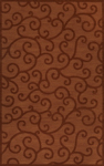 Dalyn Paramount PT4 137 Ginger Area Rug