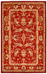Trans-Ocean Liora Manne Petra 9077/24 Konya Red Closeout Area Rug