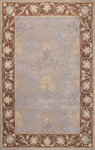 Bashian Venezia R120 CL110 Rambagh Grey Closeout Area Rug