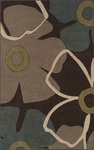 Dalyn Radiance RD105 Chocolate Closeout Area Rug