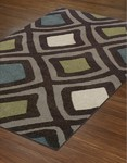 Dalyn Radiance RD769 Chocolate Closeout Area Rug - Fall 2017