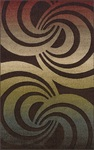 Dalyn Radiance RD8320 Chocolate Closeout Area Rug