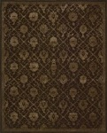 Nourison Regal REG05 BLCLD Blue Cloud Area Rug