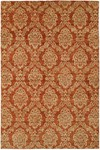 Kalaty Royal Manner Derbyshire RM-723 Russet Closeout Area Rug