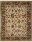 Jaipur Royale RY02 Chelsea Light Gold/Cocoa Brown Closeout Area Rug