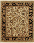 Jaipur Royale RY03 Savannah Light Gold/Ebony Closeout Area Rug