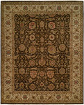 Allara Sabji AB-1002 Brown/Ivory Closeout Area Rug