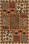 Chandra Safari SAF15000 Closeout Area Rug