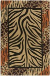 Chandra Safari SAF15002 Closeout Area Rug