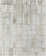 Designer Series 17035 Silver Summit Gray Multi Rug