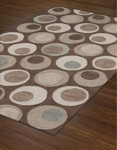 Dalyn Studio SD303 Taupe Area Rug