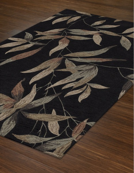 Dalyn Studio Sd4 Black Closeout Area Rug