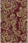 Surya Sea SEA-152 Burgundy Closeout Area Rug - Fall 2012