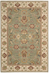 Nourison Suf-I-Noor SF02 GRE Green Closeout Area Rug