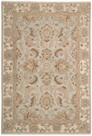 Nourison Suf-I-Noor SF32 GRY Grey Closeout Area Rug