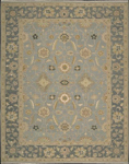 Nourison Suf-I-Noor SF42 LTB Light Blue Closeout Area Rug