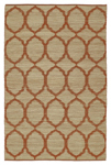 Dalyn Santiago SG100 Orange Closeout Area Rug