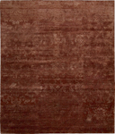 Nourison Silk Shadows SHA03 RUS Rust Closeout Area Rug