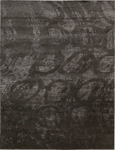 Nourison Silk Shadows SHA04 COAL Coal Area Rug