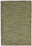 Trans-Ocean Sahara 6175/06 Plains Green Area Rug