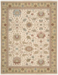 Nourison Nourmak SK72 IV Ivory Closeout Area Rug