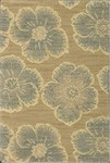 SKG01 Beechwood - Silk Garden Collection - Nourison offers an extraordinary selection of premium broadloom, roll runners, and custom rugs.